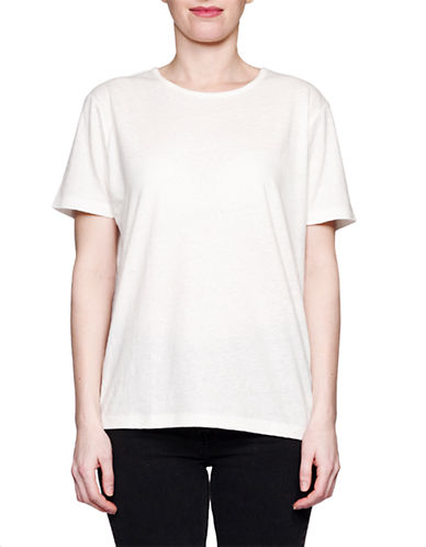 Held In Common Morgan Tee-WHITE-Medium