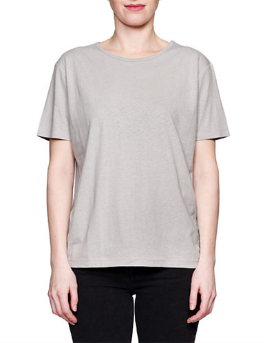 Held In Common Morgan Tee-GREY-Small