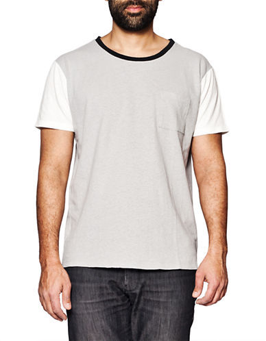 Held In Common Neil Tee-GREY-Medium