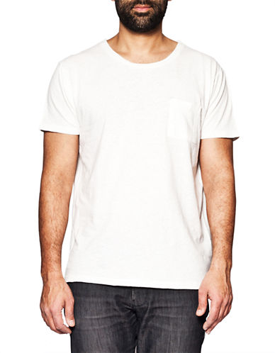 Held In Common Neil Tee-WHITE-X-Large