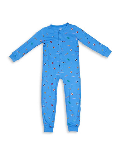 Drake General Store Camp Watersports Coverall-MULTI-COLOURED-4-5