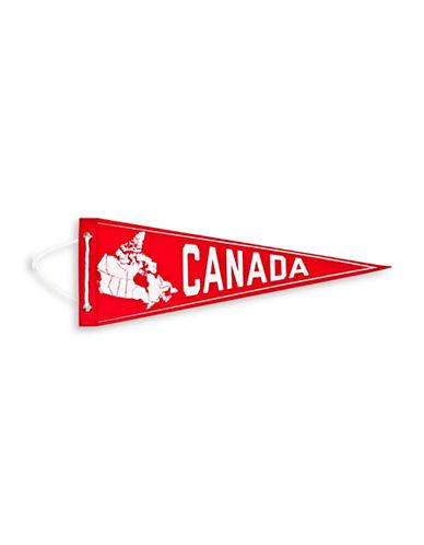 Milton Crawford Canada Felt Pennant-MULTI-One Size