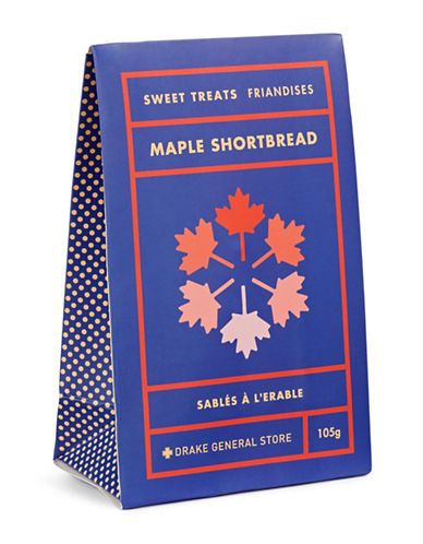 Drake General Store Maple Shortbread-NO COLOUR-One Size