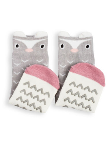 Drake General Store Willow Squirrel  Socks-NO COLOUR-4-5