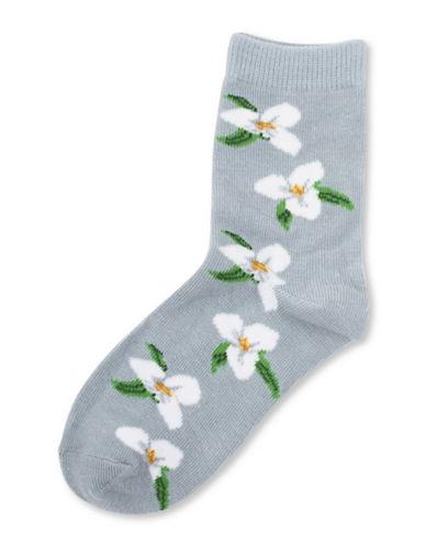 Drake General Store Ontario Provincial Socks-MULTI-12-24 Months