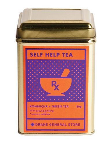 Drake General Store Self Help Tea-MULTI-One Size
