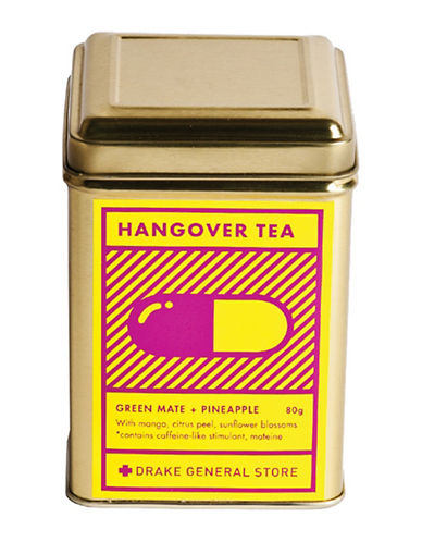 Drake General Store Hangover Tea-MULTI-One Size