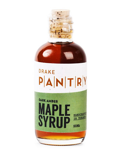 Drake General Store 60ml Dark Amber Maple Syrup-SYRUP-One Size