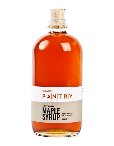 Drake General Store Light Amber Maple Syrup - 500ml-LIGHT AMBER-One Size
