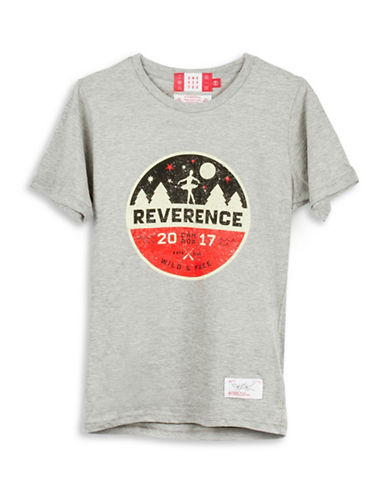 Drake General Store Canada 150th Karen Kain T-Shirt-GREY-X-Small