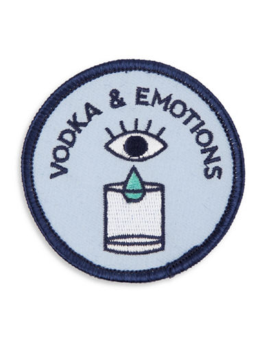 Drake General Store Vodka and Emotions Patch-NO COLOUR-One Size
