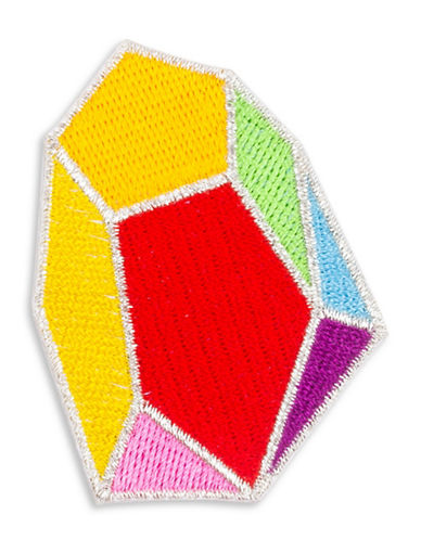 Drake General Store Rainbow Gem Patch-NO COLOUR-One Size