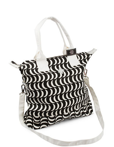 Drake General Store North South Moon Canvas Tote-NO COLOUR-One Size