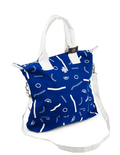 Drake General Store North South Canvas Tote-NO COLOUR-One Size