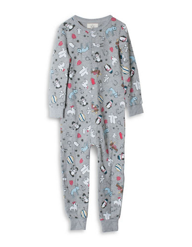 Drake General Store Arborist Sick Kids Romper-NO COLOUR-4-5