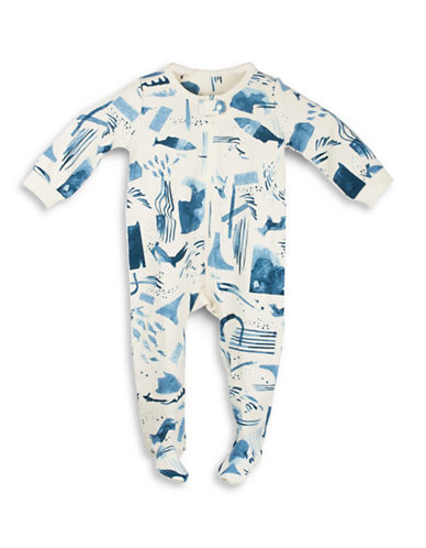 Drake General Store Arborist Canada North Footies-WHITE-0-6 Months