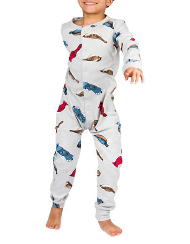 Drake General Store Canadian Birds One-Piece-BLUE-2-3