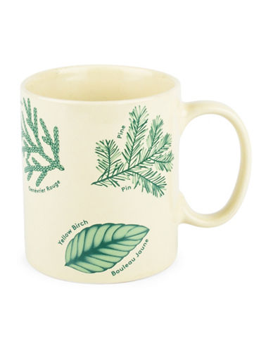 Drake General Store Arborist Foliage Ceramic Best Mug-NO COLOUR-One Size