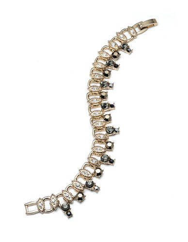 Marchesa Link Flex Bracelet-GOLD-One Size