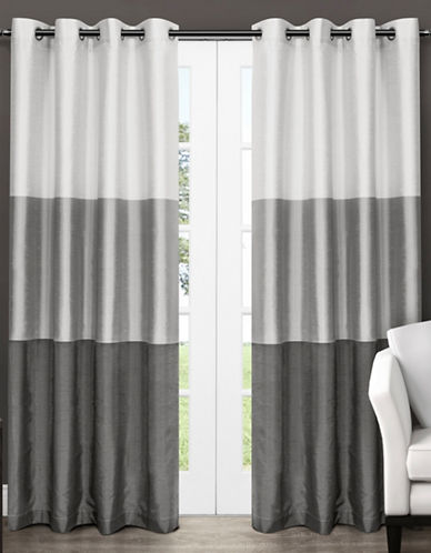 Home Outfitters Chateau Large Window Curtain-BLACK PEARL-108 inches 89512894_BLACK PEARL_108 inches