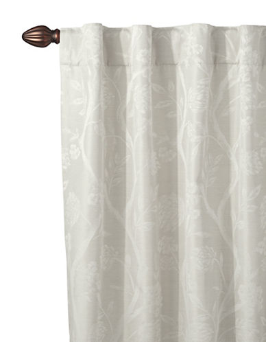 Home Studio Lamont Blackout Drape-DOVE GREY-84 inches