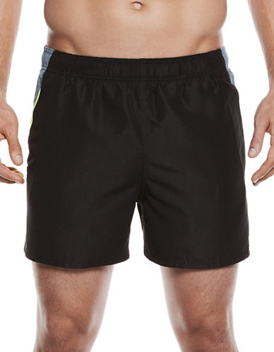 Nike Current Volley Shorts-BLACK-Large