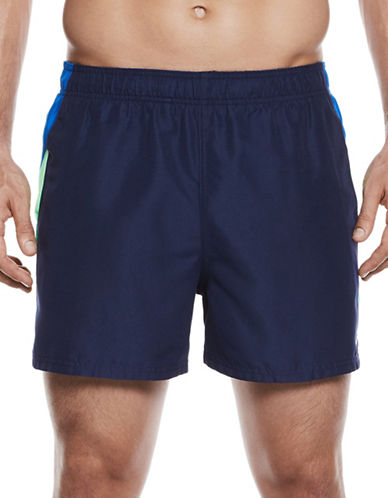 Nike Current Volley Shorts-NAVY-X-Large