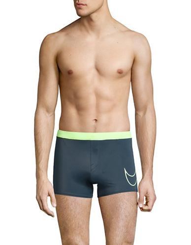 Nike Metro Logo Shorts-GREY-Medium 89090221_GREY_Medium
