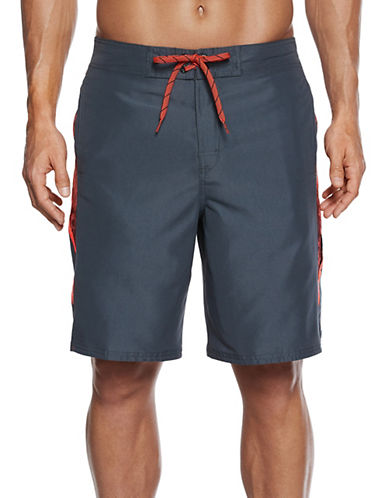 Nike Mirage Splice Boardshorts-CHARCOAL-XX-Large