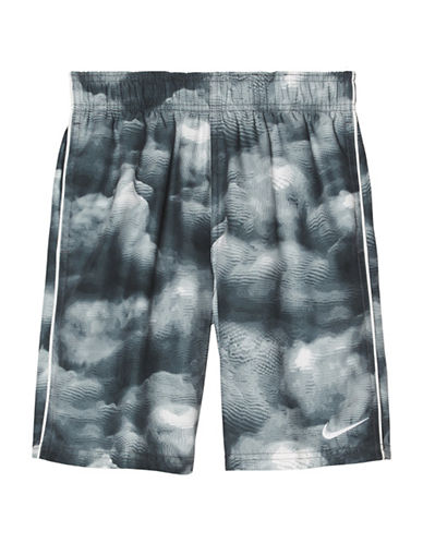Nike Cumulous 7in Volley Shorts-BLACK-Medium 89298504_BLACK_Medium