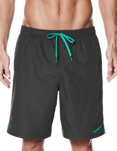 Nike Volley Drawstring Shorts-ANTRACITE-Medium