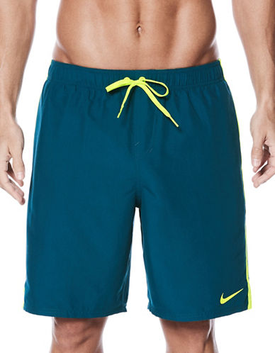 Nike Volley Drawstring Shorts-BLUE FORCE-Small