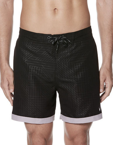 Nike Swim Horizon E-Board Shorts-BLACK-Large 89773090_BLACK_Large