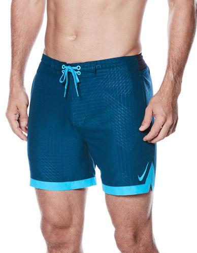 Nike Swim Horizon E-Board Shorts-DARK BLUE-Large 89890796_DARK BLUE_Large