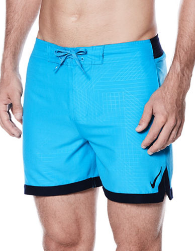 Nike Swim Horizon E-Board Shorts-BLUE-Large 89773095_BLUE_Large