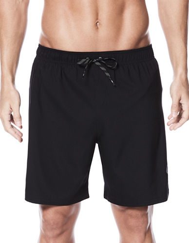 Nike Volley Shorts-BLACK-Small