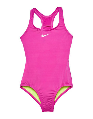 Nike One-Piece Racerback Sport Swimsuit-PURPLE-10