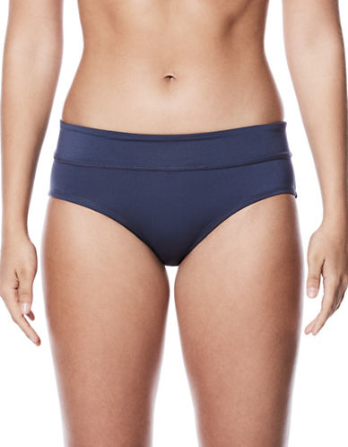Nike Swim Swim Full Bottom-BLUE-X-Large