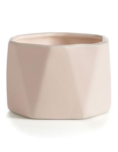 Illume Coconut Milk Mango Dylan Ceramic Candle-PINK-One Size