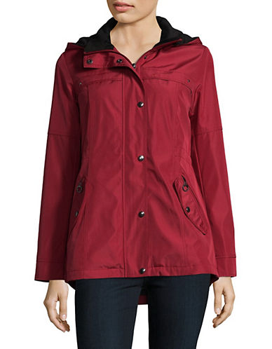 Weatherproof Active Anorak-TRUE RED-X-Large