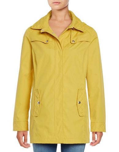 Weatherproof Bonded A-Line Jacket-HONEY-X-Large
