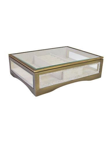 Gunther Mele Chloe Jewellery Box-GLASS-One Size