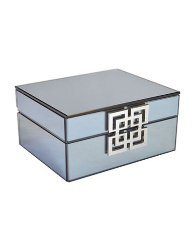 Gunther Mele Claire Jewellery Box-MIRRORED-One Size