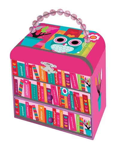 Gunther Mele Kaylee Jewellery Box-OWL-One Size