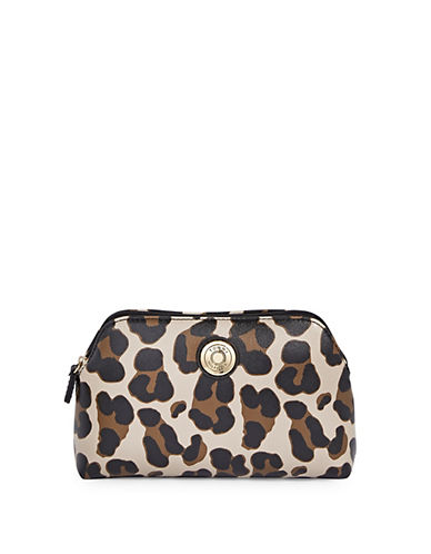 Tommy Hilfiger Signature Coin Bag Gift With Purchase-BROWN LEOPARD-One Size
