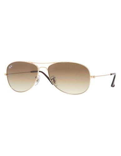Ray-Ban Cockpit Aviators-ARISTA GOLD (001/51)-59 mm