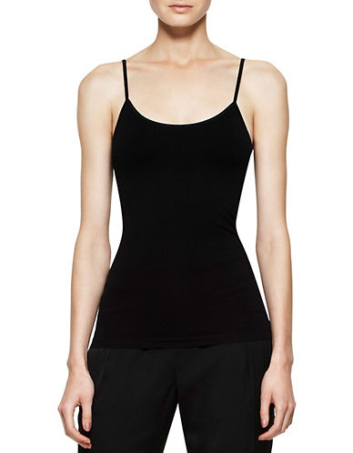 Bcbg Maxazria Daisy Knit Camisole-BLACK-X-Small/Small