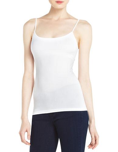 Bcbg Maxazria Daisy Knit Camisole-WHITE-X-Small/Small