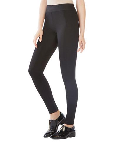 Bcbg Maxazria Mason Skinny Pants-BLACK-Small