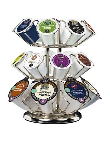 Keurig Keurig K Cup Carousel-STAINLESS STEEL-One Size